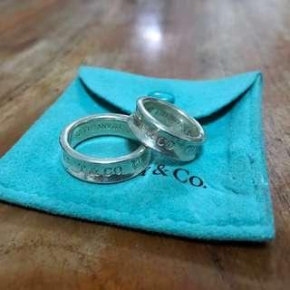 Tiffany & Co Ring (preowned)