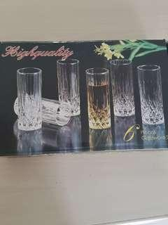 to bless/trade/exchange(BN 6PCS GLASSWARE)