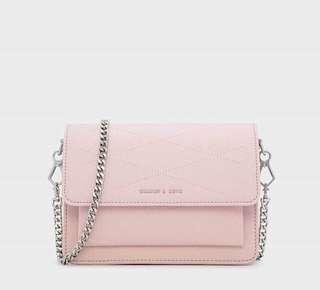 Charles and Keith Flap Crossbody