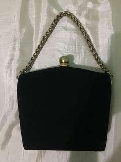 Black formal bag