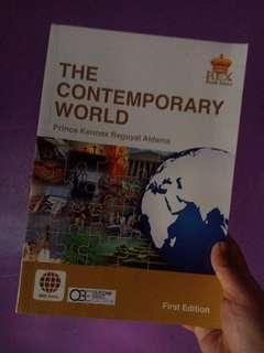 THE CONTEMPORARY WORLD (GEC SERIES) by Prince Kennex Reguyal Aldama
