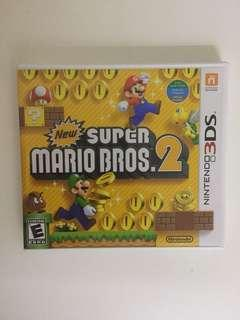 3ds super mario bros 2 new but not sealed