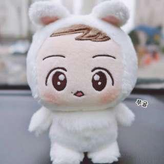 Whitekyoong doll