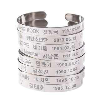 BTS accessories