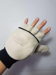🚚 雪之旅 防風刷毛手套 L號 多種戴法 正品 二手