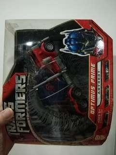 Transformers 2007 TFTM Optimus Megatron