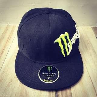 Snapback Monster Energy Racing Fox