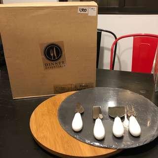 6PC Cheese Platter Set