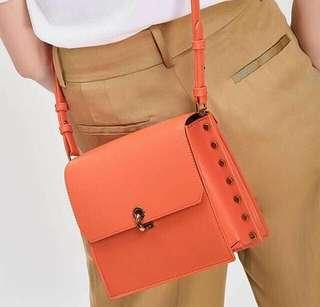Charles and Keith Reversible Flap