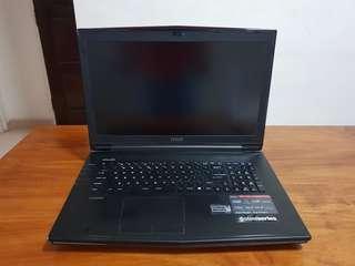 MSI Gaming Laptop GT72 2QE Dominator