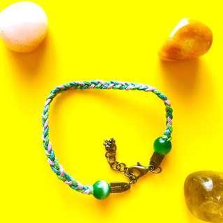 Braided Bracelet 'hula'