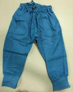 Giordano Junior Unisex Cotton pants fitting 6 to 7 years old