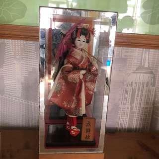 日本京舞妓娃娃