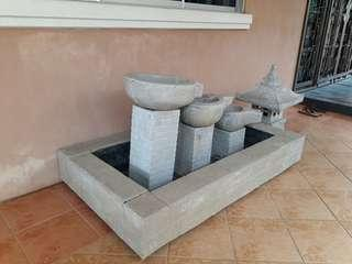 Used Bali Water Features