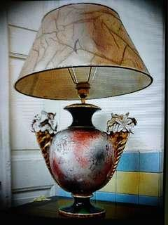 Vintage Old ITALY TABLE LAMP