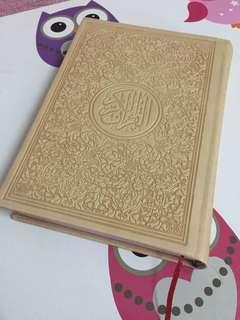 Colourful Pages Al-Quran