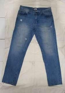 Celana Jeans Nevada Regular Fit size 34 new
