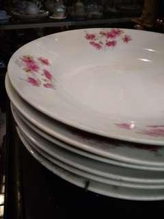 piring bunga seruni