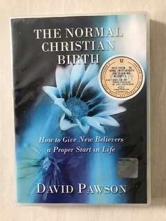 David Pawson - The Normal Christian Birth 2DVDs