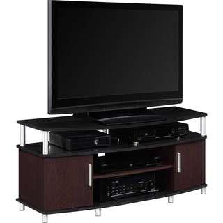 "Carson TV Stand, for TVs up to 50"" High Quality Furniture"