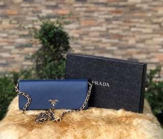 Authentic Prada Wallet on Chain