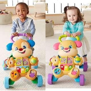 Ready Stock ! *USA Imported* Brand New Fisher Price Walker for 6m+ onwards (Best Baby Boy/Girl Shower Full-moon Present Gift Set)