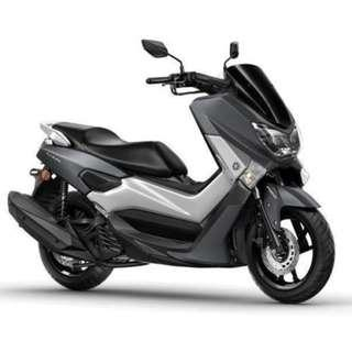 Yamaha NMAX 155 D/P $500 or $0 With out insurance (Terms and conditions apply. Pls call 67468582 De Xing Motor Pte Ltd Blk 3006 Ubi Road 1 #01-356 S 408700.