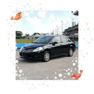 Excellent condition Nissan Latio
