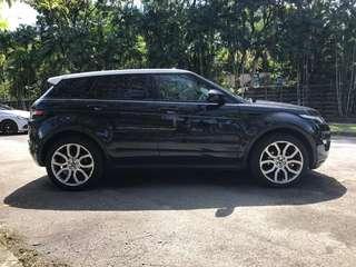 Range Rover Evoque Sambung Bayar