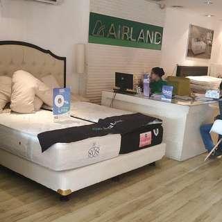 Promo Tanpa Bunga Spring Bed Airland