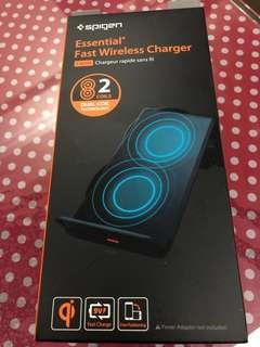 Spigen fast wireless charger