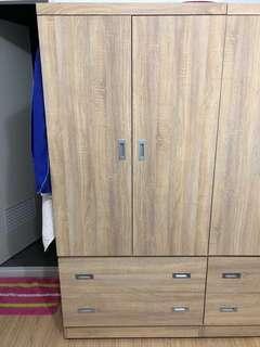 木紋木心板衣櫃-極新-俗800