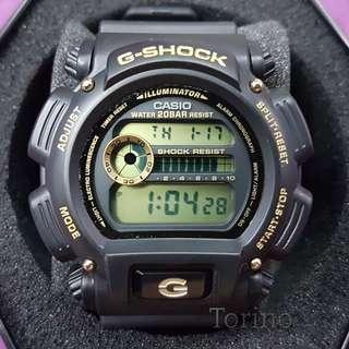 Casio GShock DW-9052GBX-1A9 Men's Watch