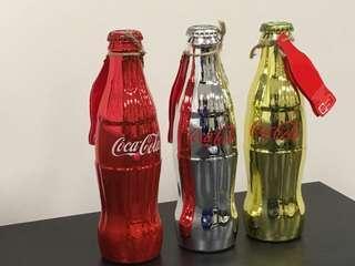 《收藏品出清》Coca Cola 可口可樂限量款100週年紀念瓶 有限量編號。家中擺飾、店面擺飾都非常適合