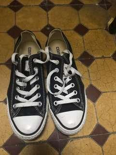 Authentic Converse, 95% New.