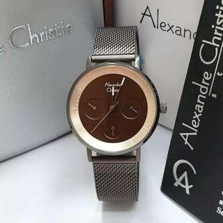 alexandre christie 2787 brown