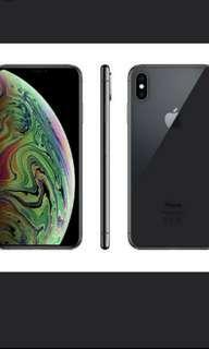 BNIB iPhone XS Max 256gb Gray