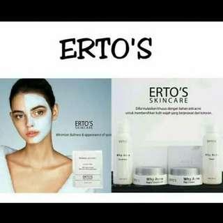 Ertos why acne series 1paket