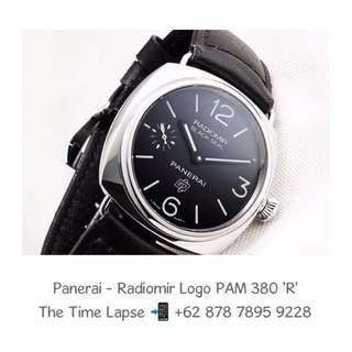 Panerai - Radiomir Logo PAM 380 'R'
