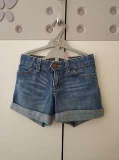 Celana pendek denim