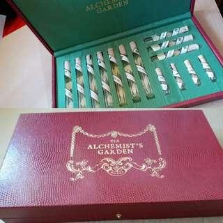 全新 Gucci Alchemist's Garden 香水皮革禮盒