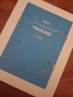 BTS Summer Package 2018 in Saipa