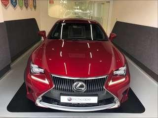 Lexus 350 V6 Luxury Auto