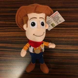 🚚 正版授權 雷標 迪士尼 玩具總動員 胡迪 玩偶 娃娃