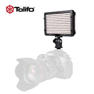 Tolifo PT-C-216S LED Video Light Panel DSLR