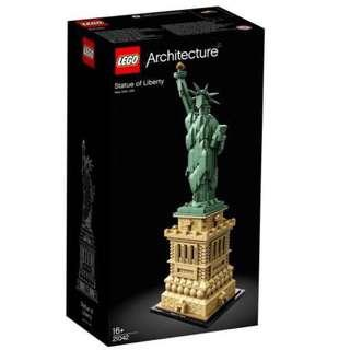 <DEREK> LEGO Architecture Statue of Liberty 21042