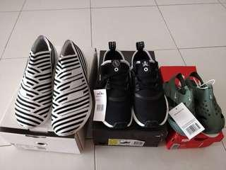 [BRAND NEW] clearance! Adidas and Nike kids shoes! Fast deal price!
