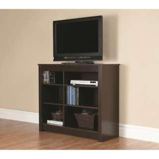 SALE! Mainstays Orion Espresso Bookcase and TV Stand