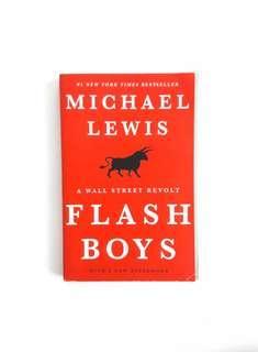 Flash Boys (Michael Lewis)