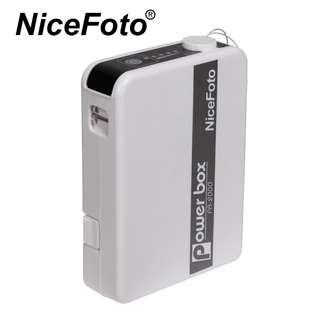 Nicefoto Power Box Flash Batt Pack PA-2000N1 WH